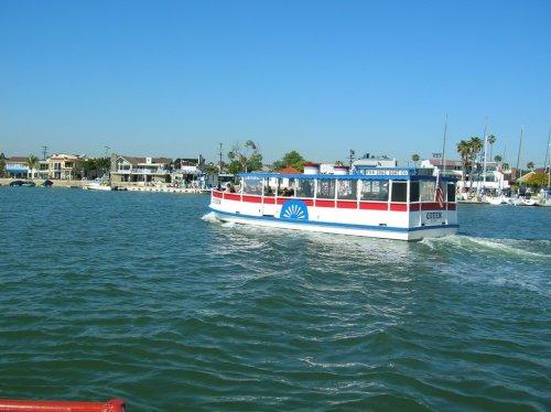 ferry boat at balboa