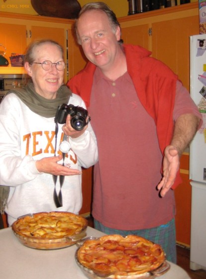 Diana's last visit in Garland, March 2010