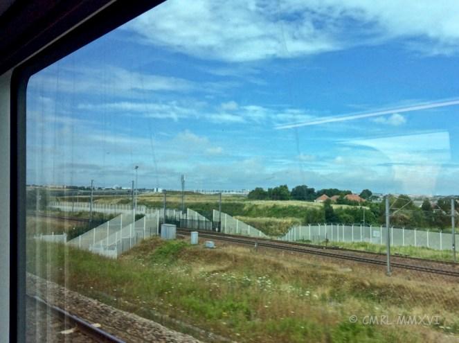 Near Calais ...