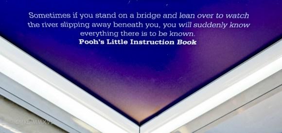 Pooh Bear knows!!