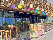 Plush & hip 'Saké Restaurant & Bar'