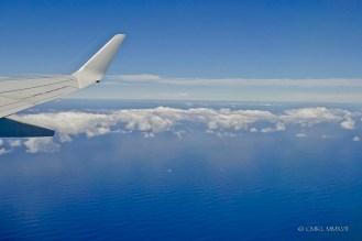 'En route' to Brisbane, QLD.