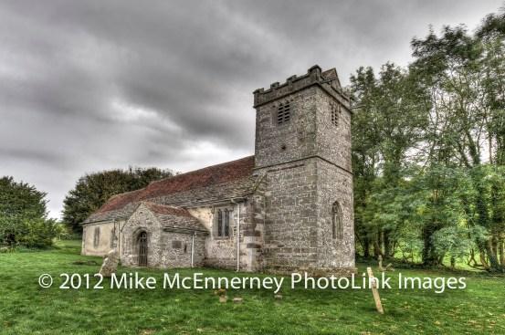 Church of St Mary, Tarrant Crawford, Dorset, England, UK