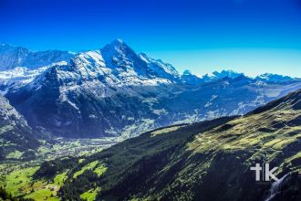 Switzerland - Bernese Alps