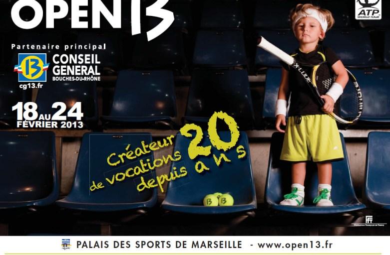 L'Open 13 fete ses 20 ans !