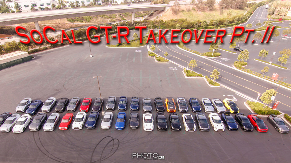 SoCal GTR Takeover Pt. II | PHOTO M.D.