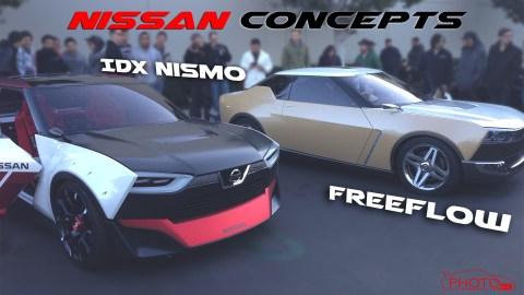 Nissan IDX