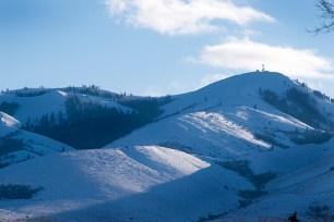 Kinport Peak, Bannock Range, Idaho