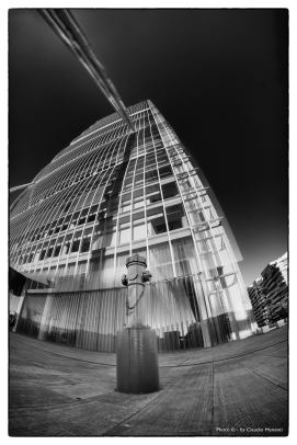 Claudio Manenti, CityLife BN - da Milano in 8mm