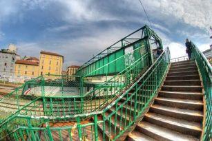 Claudio Manenti, Ponte degli Artisti _ Porta Genova - da Milano in 8mm
