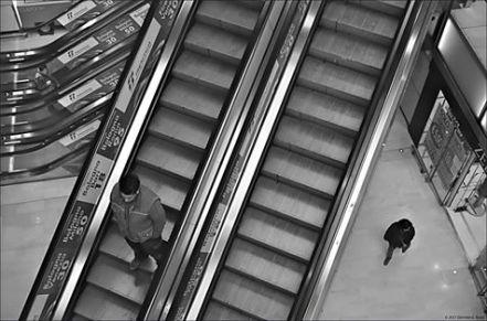 Daniele Rossi 007, Milano, stazione Garibaldi