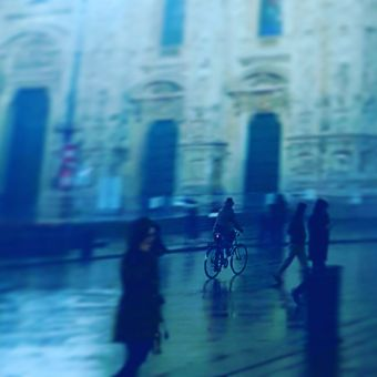 Tiziana Granata, Blue rain