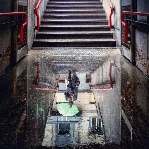 Elena Galimberti, dall'album Milano vestita di pioggia