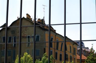 Luciano Perciaccante, Spazi antropici, Milano 2017 006
