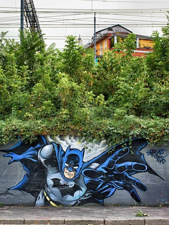 Andrea Mele 003, Graffiti e periferie Ortica, Bicocca, Sesto, Padova