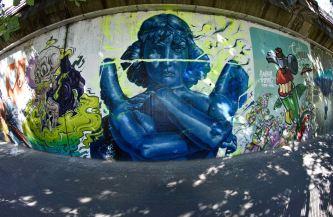 Andrea Mele 006, Graffiti e periferie Ortica, Bicocca, Sesto, Padova