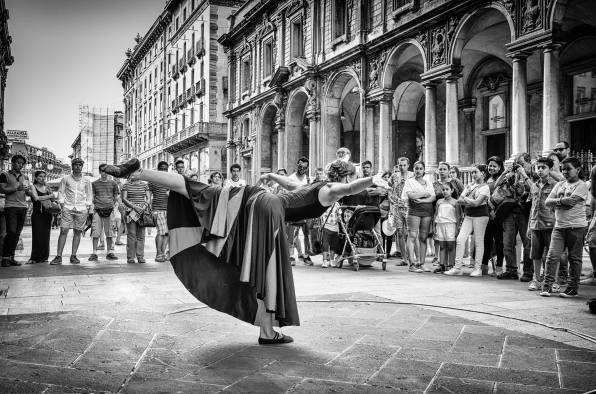 Antonio Renzo 001, L'equilibrio