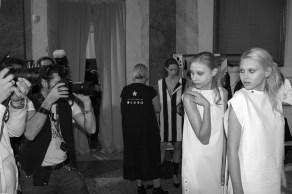 Alberto Zambelli, presentazione collezione donna primavera/estate 2017 Milano 25 09 2017