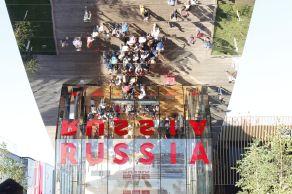 corrado formenti 14 padiglione russia riflessi