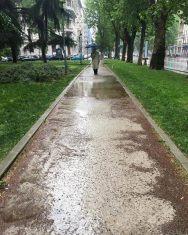 Cristina Grifone 004, piove