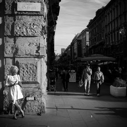 Emanuele Minetti 002, Milano in BW