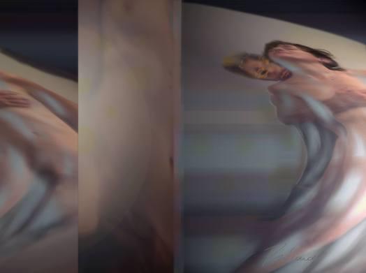 Francesca Giraudi 006, Lo Specchio- Il Tango