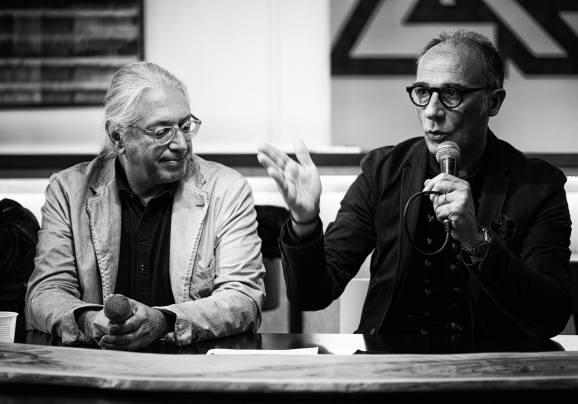 Gabriele Ghinelli 021, Zeus e l'Olimpo della fotografia a Milano