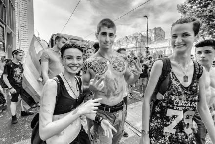 Giorgio Panigalli 010, Milano Pride - Parade