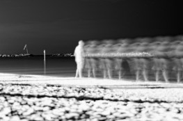 Giuseppe Tizza 009, Prove notturne