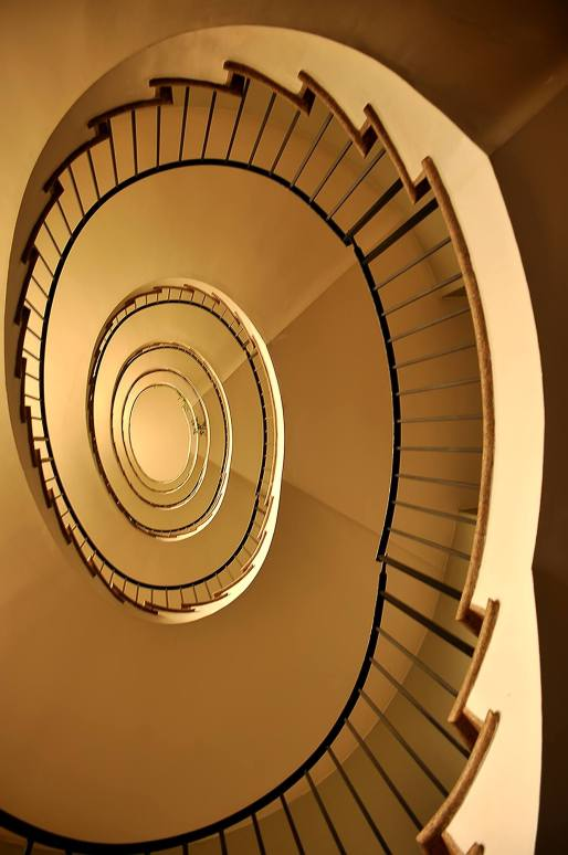Luigi Alloni 019, Staircase Project