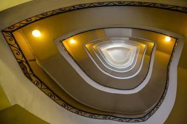Luigi Alloni 022, Staircase Project