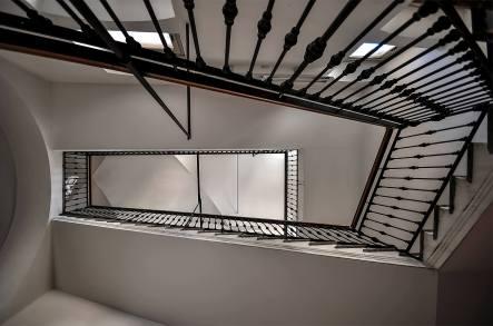Luigi Alloni 026, Staircase Project