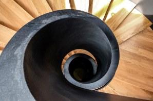 Luigi Alloni 029, Staircase Project