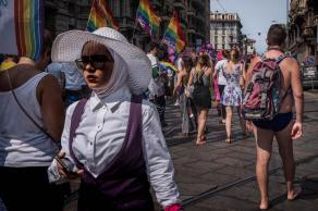 Marzio Toniolo 002, Milano Pride 2017