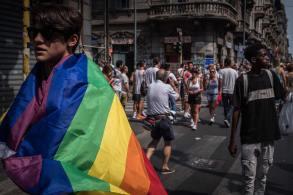 Marzio Toniolo 008, Milano Pride 2017