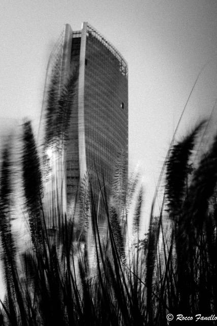 Hadid Tower, City Life, Milano, Italy