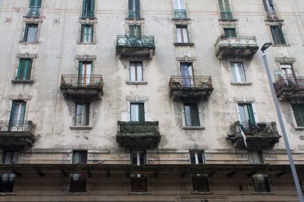 Romano Benazzi 007, Milano zona Maciacchini