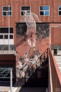 universita bicocca murales