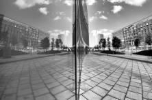 Enrico Nocito 020, Vista da palazzo Regione Lombardia - Lente 8mm