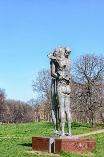 Michele De Fusco 034, Anche Milano ha i suoi Romeo e Giulietta...