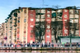 Michele De Fusco 067, Milano riflessa
