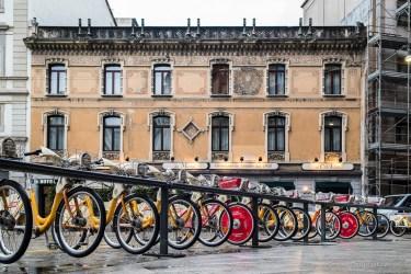 bikemi in piazza beccaria 2