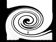 Giovanni Paolini 004 Ricerca formale minimalista in biancoe nero
