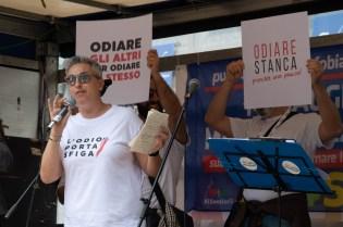 Gianfranco Bellini, Sentinelli Milano #no hate_DSC0683, 2018