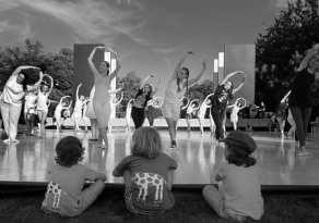 Ondance, accendiamo la danza, Foto arina Labagnara