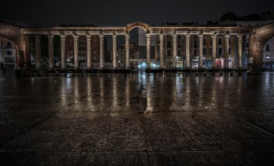 Colonne di San Lorenzo - di Francesco Falciola, Fotografia vincitrice Concorso Forma Meravigli su Milano