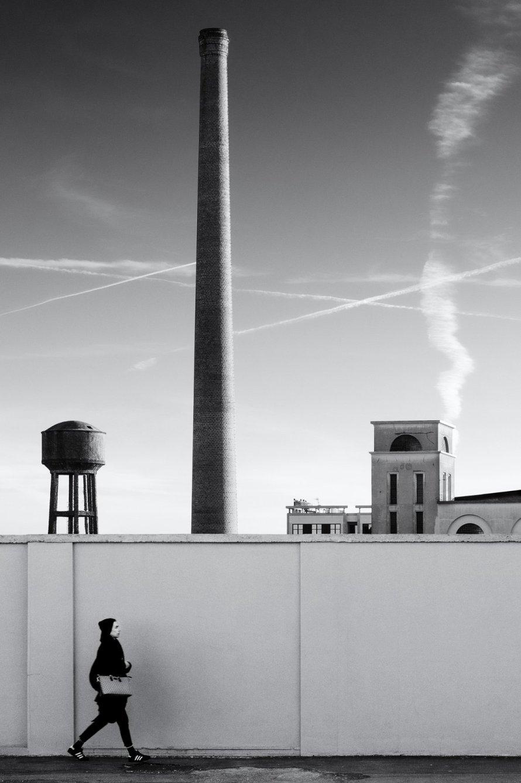 Giacomo Galli, Periferia - viale Ortles, 2017
