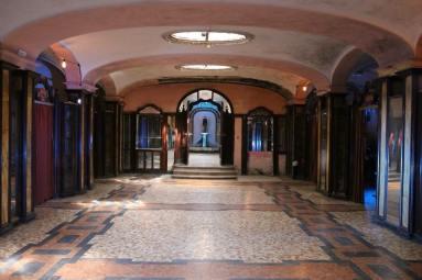 Porta Venezia, Milano, Albergo Diurno Venezia - di Laura Caligiuri