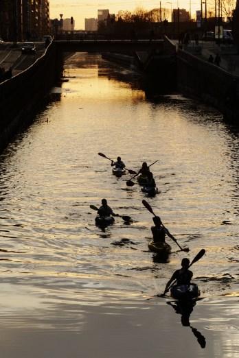 Naviglio Grande Milano - foto di Luca Barovier