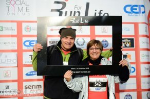 Cesare Augello, Run For Life5582
